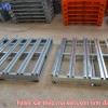 Pallet Galvanized Steel Contains Industrial Goods