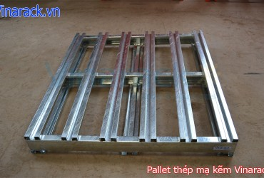 Pallet Steel Galvanized Hot Dip